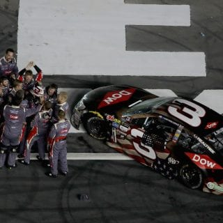 2017 Coca Cola 600 Results from Charlotte Motor Speedway on May 28, 2017