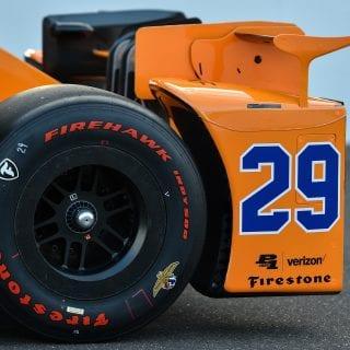 2017 Fernando Alonso 500 Car Photos