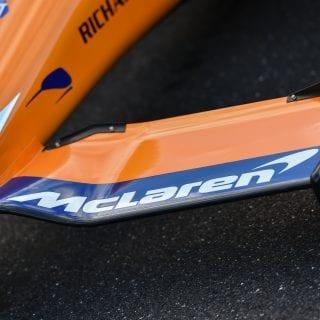 2017 Fernando Alonso Honda Indy 500 Car Photos