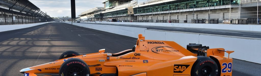 Fernando Alonso Indy 500 rookie test: PASSED