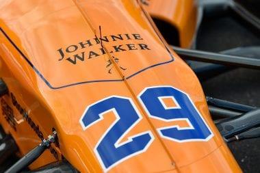 2017 Fernando Alonso IndyCar Photos