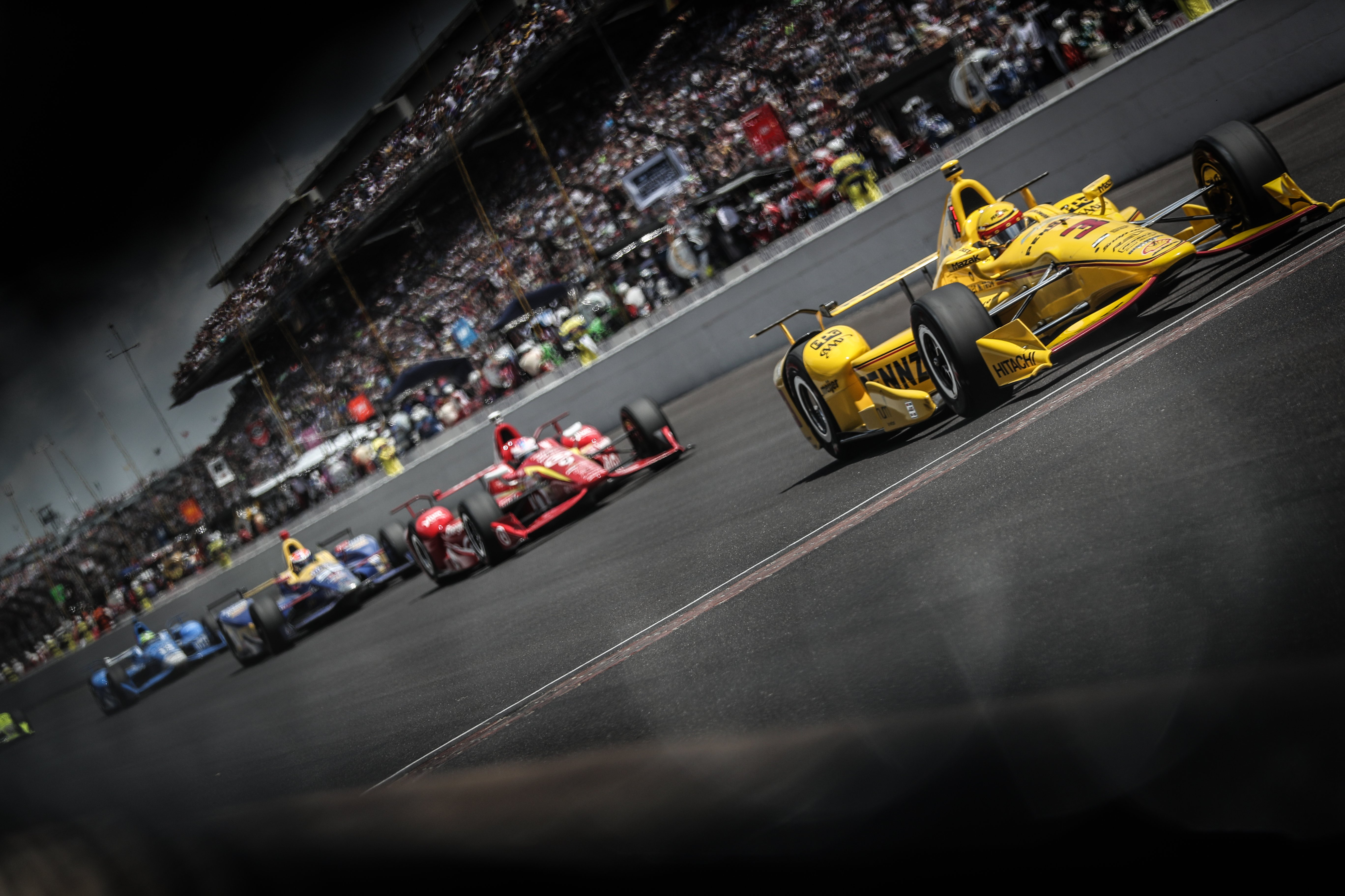 2017 Indianapolis 500 Entry List