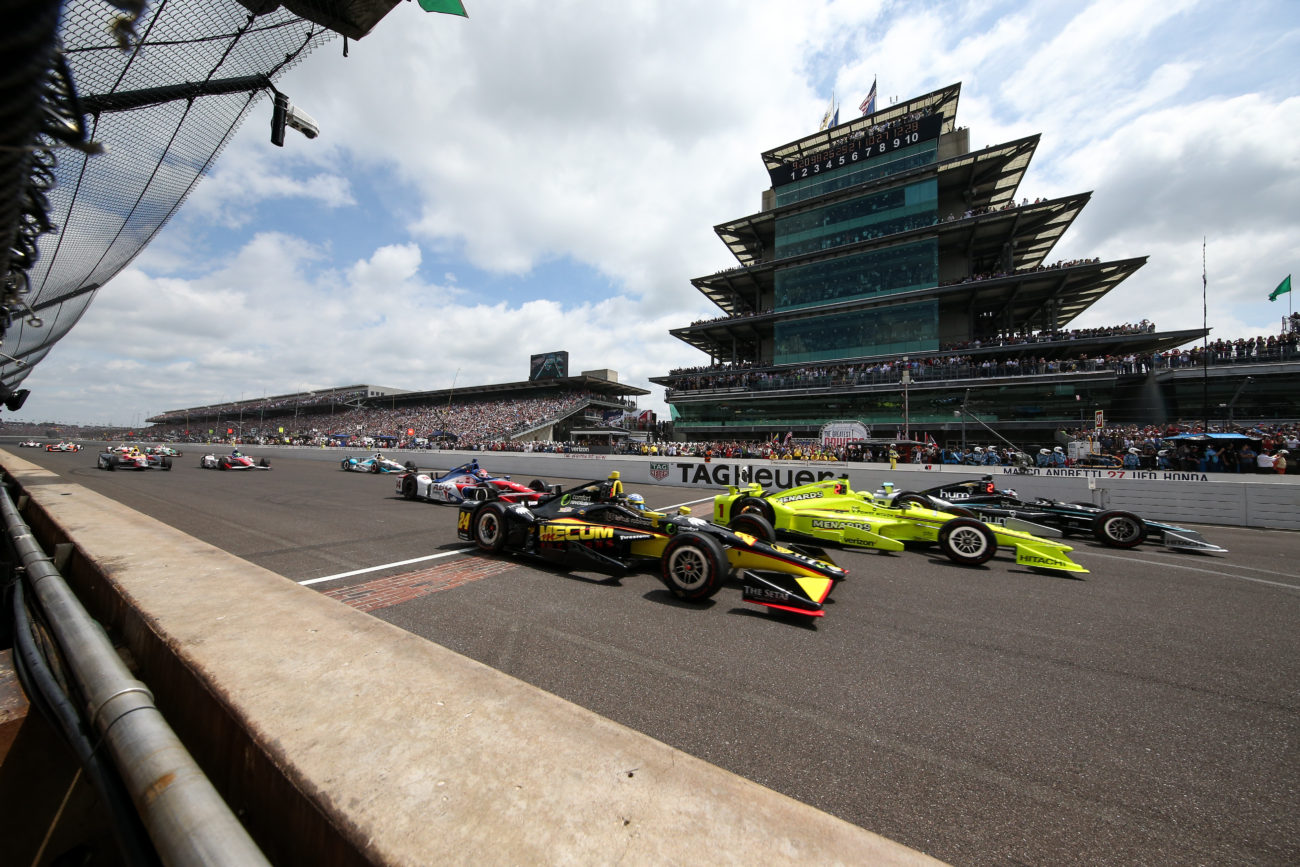 2017 Indianapolis 500 Results - May 28 2017 - Indianapolis Motor Speedway