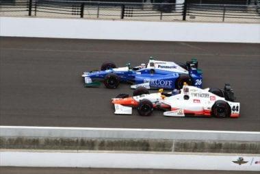 2017 Indianapolis 500 Results - Takuma Sato