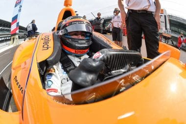 2017 Indy 500 Entry List - Fernando Alonso