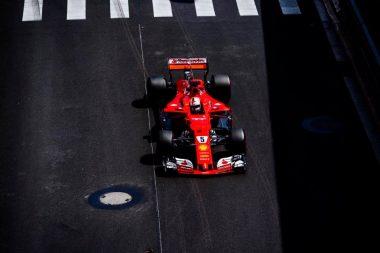 2017 Monaco F1 Results - Sebastian Vettel