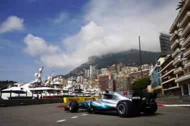 2017 Monaco Grand Prix Race Results - Lewis Hamilton