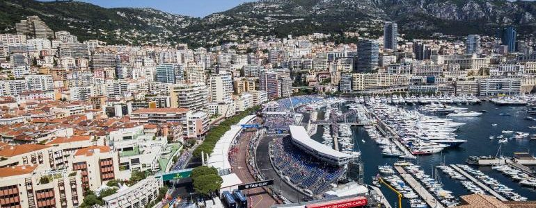 2017 Monaco Results – May 28, 2017 – F1