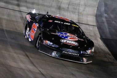2017 US Short Track Nationals Results - Bristol Motor Speedway - Bubba Wallace Super Late Model