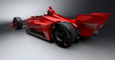 2018 Indy Road Course Body