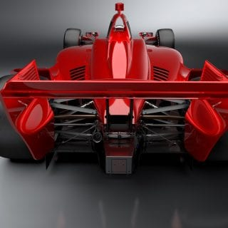 2018 Indycar Road Racing Chassis