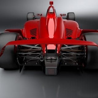 2018 Indycar Speedway Chassis