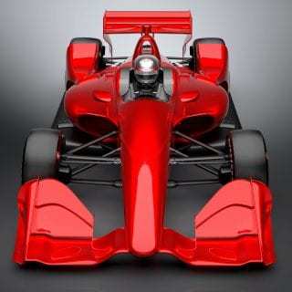2018 Next Indycar Chassis - Road Course Body