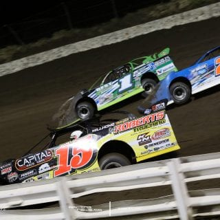 3 Wide Lucas Oil Late Model Dirt Series 8033