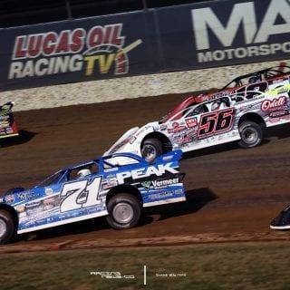 3 Wide Lucas Oil Speedway Photos 0842