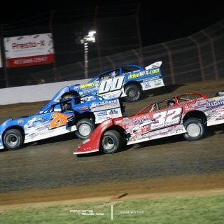 3 Wide at Lucas Oil Speedway 8847
