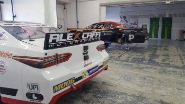 Alex Caffi Motorsport - Bobby Labonte