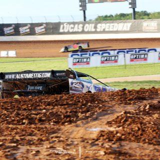 Austin Rettig Lucas Oil Speedway Photos 8172