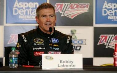 Bobby Labonta NASCAR Whelen Euro Series