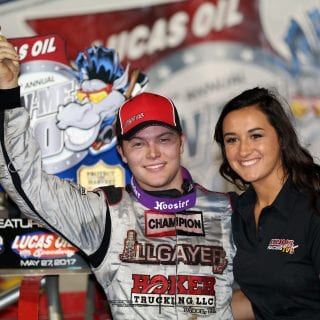 Bobby Pierce Victory Lane Girl 1320