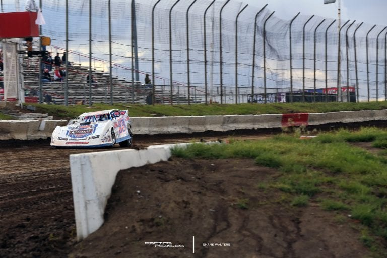 Boom Briggs Lucas Oil Late Model Dirt Series Photos 7632