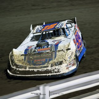 Boom Briggs Lucas Oil Late Model Dirt Series Photos 8040