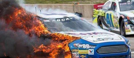 ARCA President Issues Statement on Fire at Toledo Speedway