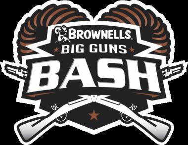 Brownells Big Guns Bash Logo - Knoxville Raceway WoO