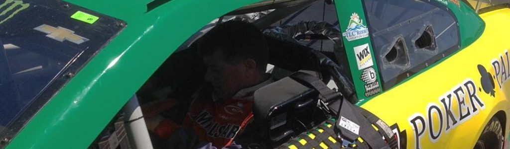 NASCAR Marijuana Sponsor Force Removed from Car by Series