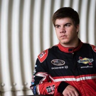 Cayden Lapcevich NASCAR Next Driver