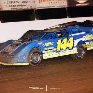 Chris Barton Tazewell Speedway Dirt Track 6051