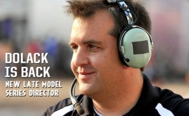 Chris Dolack News World of Outlaws Late Model Series Director