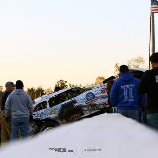 Cody Mahoney Crash at Florence Speedway 5154