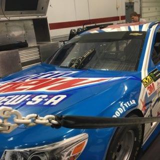 Dale Earnhardt Jr 2017 Kansas Speedway Paint Scheme