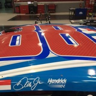 Dale Jr 2017 Kansas Speedway Paint Scheme