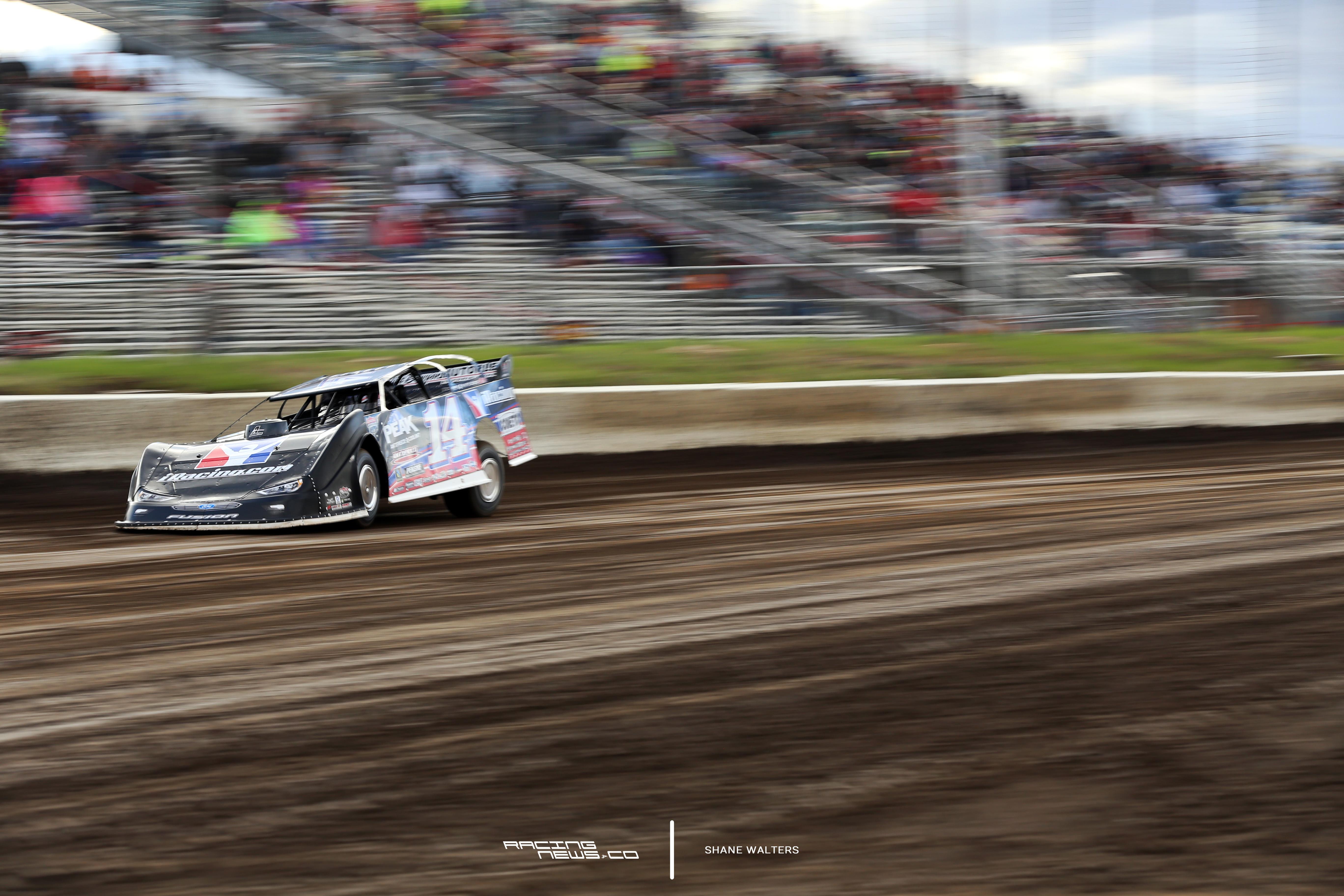 Darrell Lanigan Lucas Oil Dirt Series Photos 7653