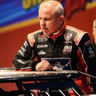 Darrell Lanigan Racing Driver 0515
