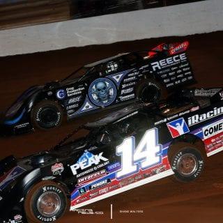 Darrell Lanigan Tazewell Speedway Pics 5745