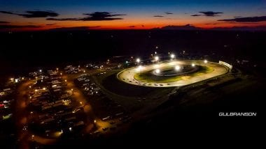 Deer Creek Speedway Lucas Dirt Series Race