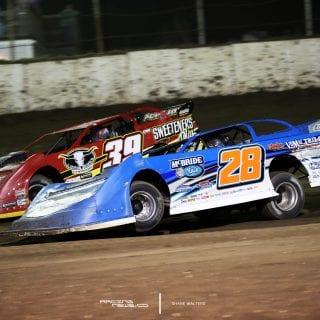 Dennis Erb Jr LaSalle Speedway 6750
