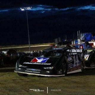 Dirt Late Model Night Sky 7884