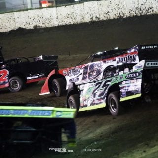Dirt Late Model Photos - LaSalle IL Dirt Track 6676