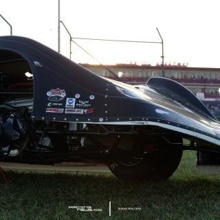 Dirt Late Model Show Car 0377