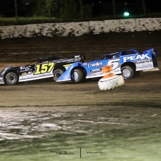 Don Oneal LaSalle Speedway Lucas Oil Late Model Dirt Series Race Photographer 6788