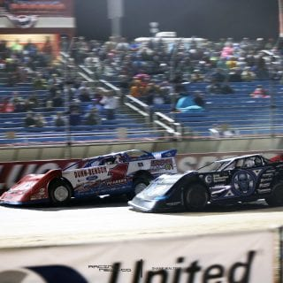 Earl Pearson Jr and Scott Bloomquist 8869