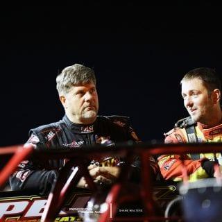 Earl Pearson Jr and Tim McCreadie 0550