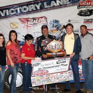 Earl pearson jr 2017 Cowboy Classic Winner 8922