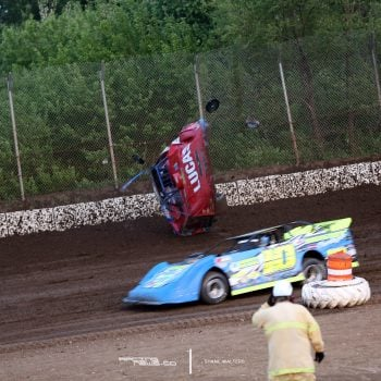 Dirt Racing at LaSalle Speedway 6562