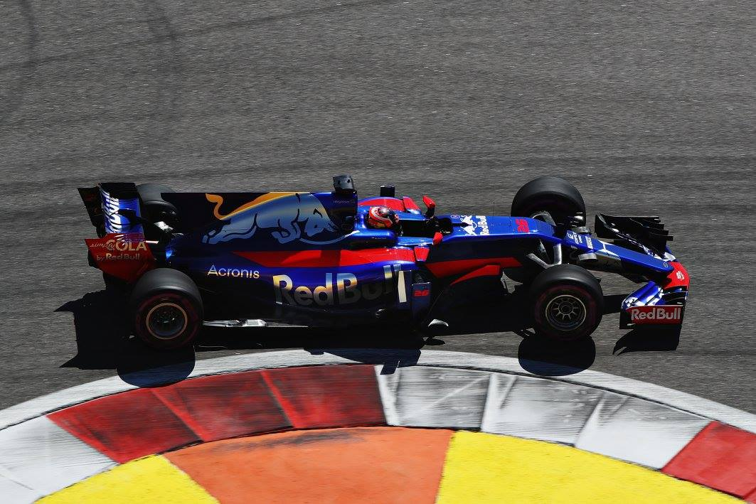 F1 technical analysis from Russian Grand Prix