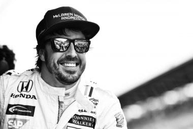 Fernando Alonso Indy 500 Practice Time
